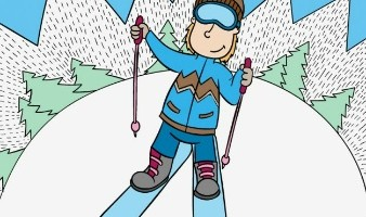 hand-drawn-skier-in-cartoon-style_23-2147527484